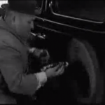 Dizzy Doctors - Curly takes the paint off of Vernon Dent's new car