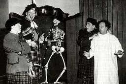 Scotched in Scotland - Three Stooges - publicity photo
