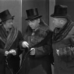 So Long Mr. Chumps - the Three Stooges (Moe, Larry, Curly) look for an honest man with a trick wallet