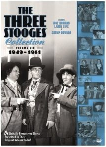 The Three Stooges Collection volume 6 - 1949-1951 - Moe Howard, Larry Fine, Shemp Howard