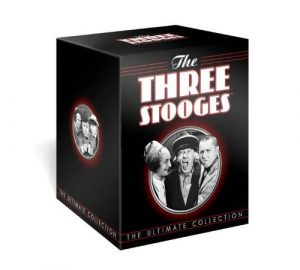 Three Stooges Ultimate Collection