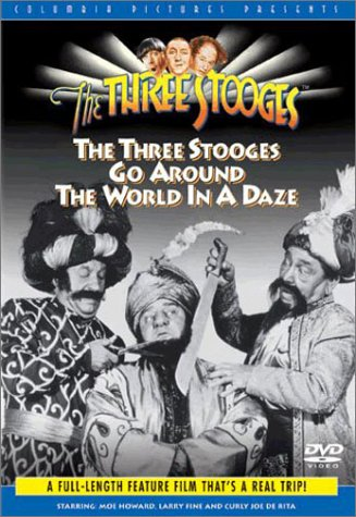 The Three Stooges Go Around the World in a Daze movie