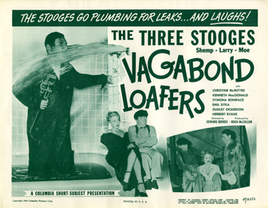 Lobby poster for Vagabond Loafers